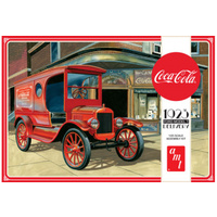 AMT 1/25 Coca Cola 1923 Ford Plastic Model Kit
