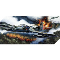 Academy 1/72 A-37B Plastic Model Kit