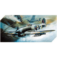Academy 1/72 Hawker Typhoon Mk.Ib Plastic Model Kit