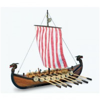 Artesania 1/75 Viking Ship Wooden Ship Model