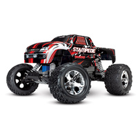Traxxas Stampede RTR with XL-5 ESC Ready to Run RTR