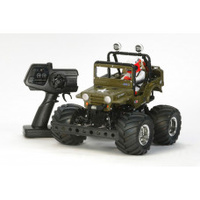 Tamiya XB Wild Willy 2, 2.4ghz 57743