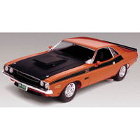 Revell 1/24 '70 Dodge Challenger T/A 2'n1 Plastic Model Kit