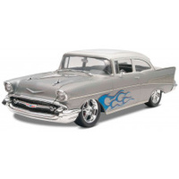 Revell 1/25 '57 Chev Bel Air Two Door Sedan Plastic Model Kit