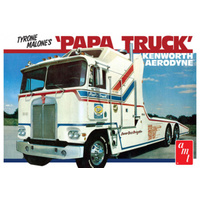 AMT 1/25 Tyrone Malone Kenworth 'Papa Truck' Plastic Model Kit