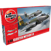 Airfix 1/48 Gloster Meteor F.8 Plastic Model Kit