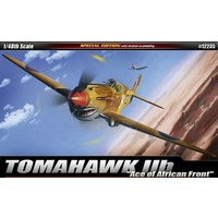 "Academy 12235 1/48 Tomahawk IIB ""Ace of African Front"" Limited Edition Reproduction"