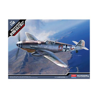 "Academy 12321 1/48 Messerschmitt Bf109G-6/G-2 ""JG 27"" Plastic Model Kit"