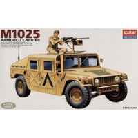 Academy 13241 1/35 M-1025 Armored Carrier Plastic Model Kit