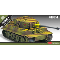 "Academy 13314 1/35 Tiger-1 ""Late Version"" Plastic Model Kit"