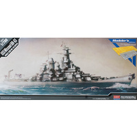 Academy 14223 1/700 Uss Missouri BB-63 Modeler's Edition Plastic Model Kit
