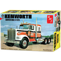 1/25 AMT Kenworth W-925 Conventional Plastic Model Kit