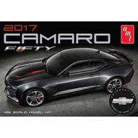 AMT 1/25 2017 Chevy Camaro 50th Anniversary Plastic Model Kit