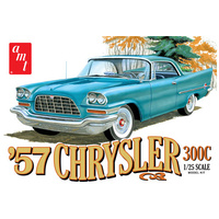 AMT 1/25 '57 Chrysler 300C