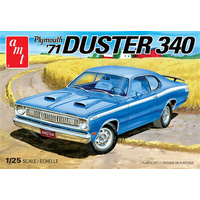 AMT 1/25 Plymoth '71 Duster 340 Plastic Model Kit