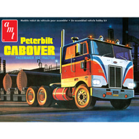 AMT 1/25 Peterbilt Cabover Model 352 Pacemaker Tractor Truck Plastic Model Kit