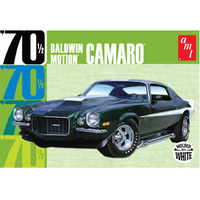 AMT 1/25 Baldwin Motion '70 1/2 Camaro Plastic Model Kit