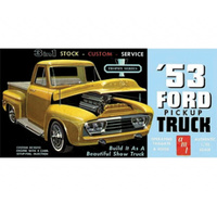 AMT 1/25 '53 Ford Pick Up Truck Plastic Model Kit