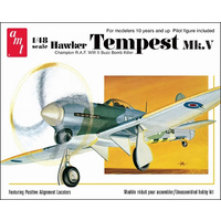 AMT 1/48 Hawker Tempest Mk.V Plastic Model Kit