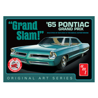 "AMT 1/25 '65 Pontiac Grand Prix ""Grand Slam""  Plastic Model Kit"