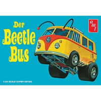 AMT 1/25 Der Beetle Bus Plastic Model Kit