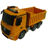 Double E Benz Dump Truck RC 1/20