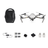 DJI Mavic Pro Platinum Edition Fly More Combo