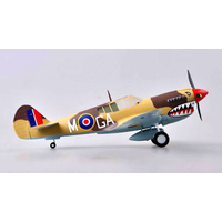 Easy Model 39312 1/48 P-40M Warhawk No.112 Sqn Sicily 1943 Assembled Model