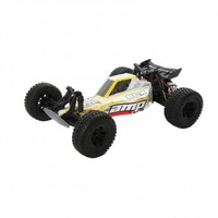 ECX Amp DB Desert Buggy RTR, Everything included (white/red)