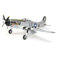 E-Flite P-51D Mustang 1.2m BNF Basic with Retracts and Flaps