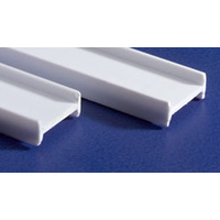 PLASTIC, I-BEAM, .060(1.5 mm) (4)
