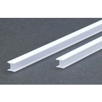 PLASTIC, H-COLUMN, .080(2.0 mm) (4)