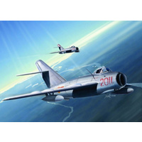 Hobby Boss 1/48 Mig 17F Fresco C Plastic Model kit