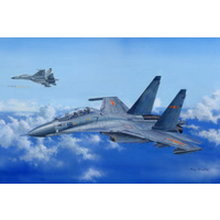Hobby Boss Su-30MKK Flanker G Plastic Model Kit