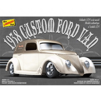 Lindberg 1/24 1938 Custom Ford Van Plastic Model Kit