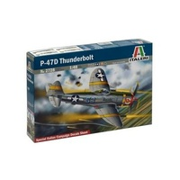 Italeri 2728 1/48 P-47D Thunderbolt Plastic Model Kit