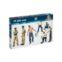 Italeri 5618 1/35 PT 109 Crew And Accessories Plastic Model Kit