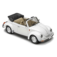 Italeri 1/24 VW 1303S Beetle Cabriolet Plastic Model Kit