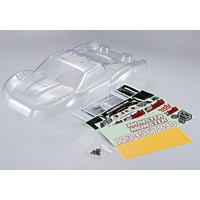 Killer Body Short Course Truck Body Clear