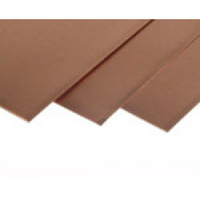 SHEET METAL (4IN X 10IN SHEETS) .016 COPPER