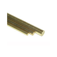 BRASS ROD 1M, 1.5mm