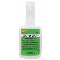 Zap Medium CA Adhesive 1oz