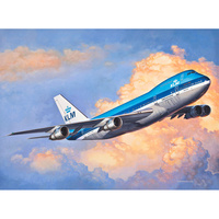 Revell 1/450 Boeing 747-200 Plastic Model Kit