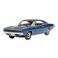 Revell 1/25 '68 Dodge Charger R/T Plastic Model Kit