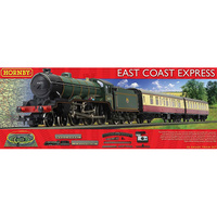 Hornby Eastcoast Express Train Set