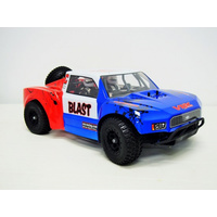 1/8 Cobra Blast 4wd Brushed Short Course Truck Ready to Run