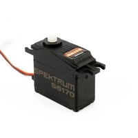 Spektrum S6170 Servo, Standard Digital Surface