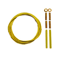 SULLIVAN S145 7 STRAND SS LEAD OUT CABLE KIT CLASS A AND B  LOOP END