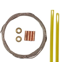 SULLIVAN S146 7 STRAND SS LEAD OUT CABLE KIT CLASS C AND D LOOP END