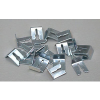 SULLIVAN S510 SPARE RETAINING CLIPS FOR GOLD-N-CLEVISES (20PCS.)